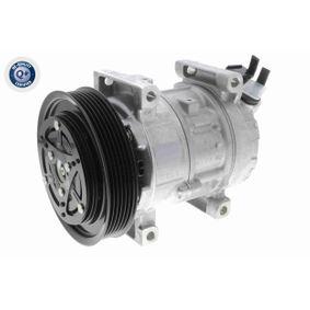 V24-15-0012 VEMO Q+, original equipment manufacturer quality PAG 100 Riemenscheiben-Ø: 130mm Kompressor, Klimaanlage V24-15-0012 günstig kaufen