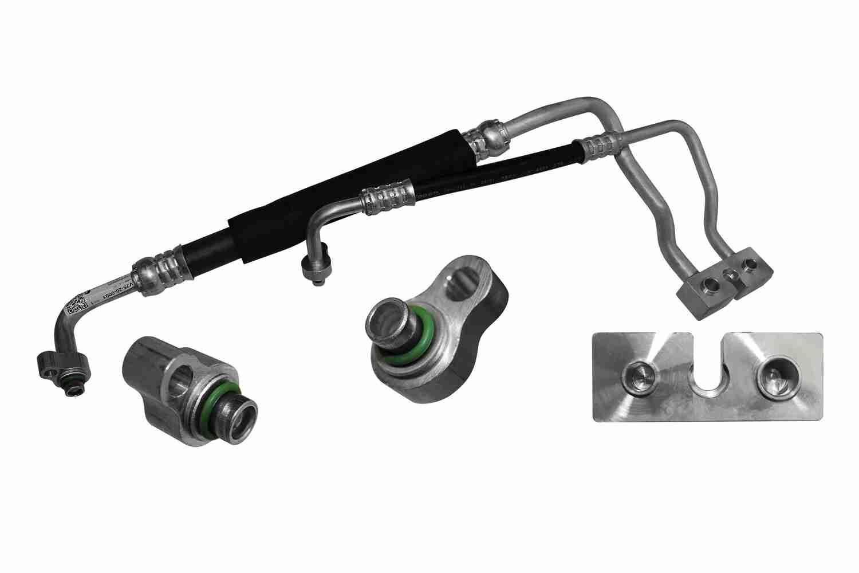 Przewód wysokiego / niskiego ciżnienia, klimatyzacja VEMO V25-20-0001 Recenzji