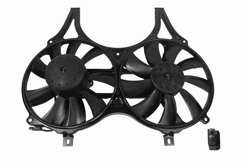 MERCEDES-BENZ E-Klasse 1999 Lüfter Klimaanlage - Original VEMO V30-02-1614-1
