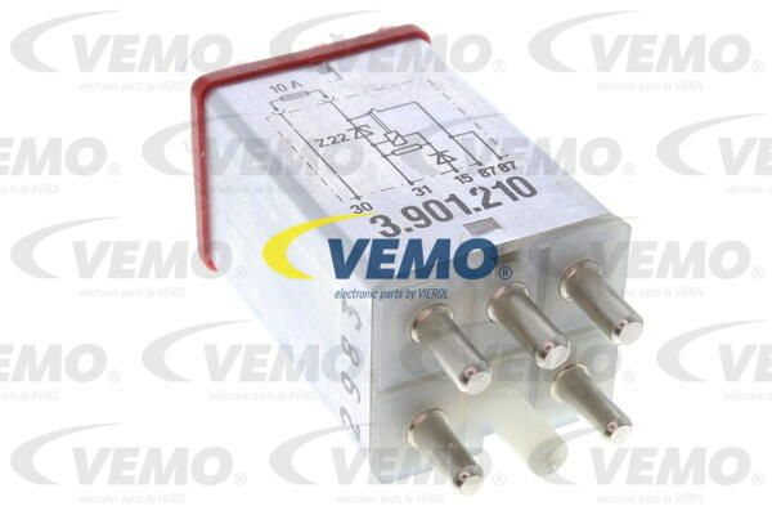 VEMO: Original Überspannungsschutzrelais, ABS V30-71-0012 ()