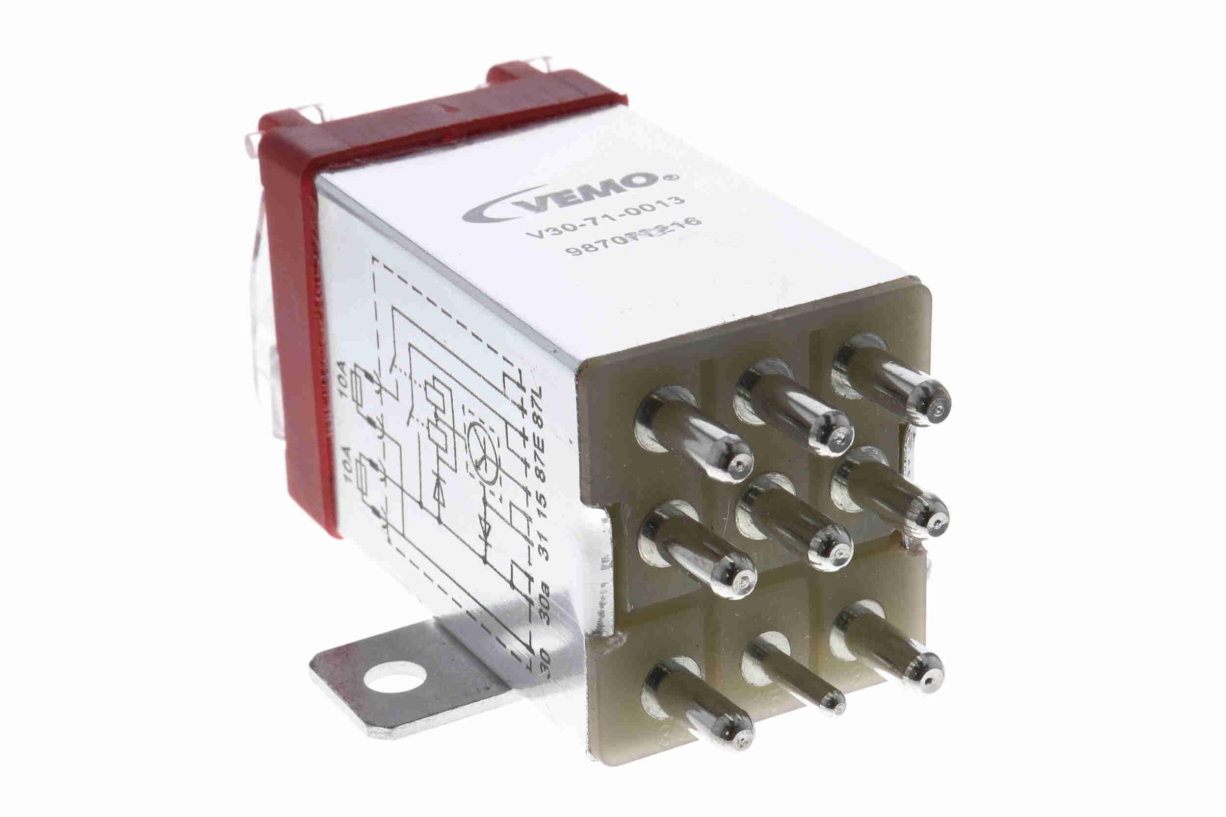 V30-71-0013 Überspannungsschutzrelais, ABS VEMO in Original Qualität