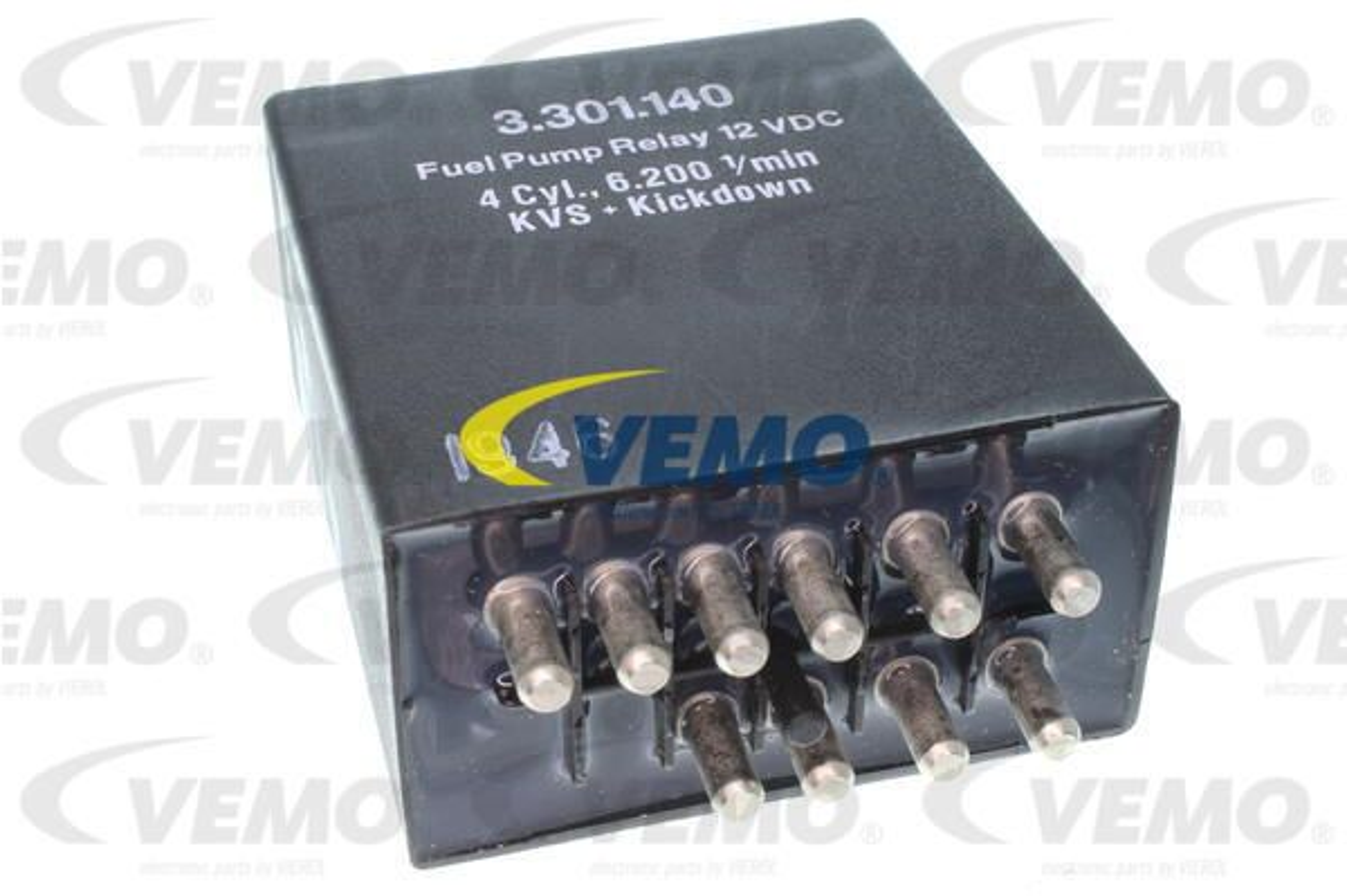 Relè, bensinpumpe VEMO V30-71-0025 Anmeldelser