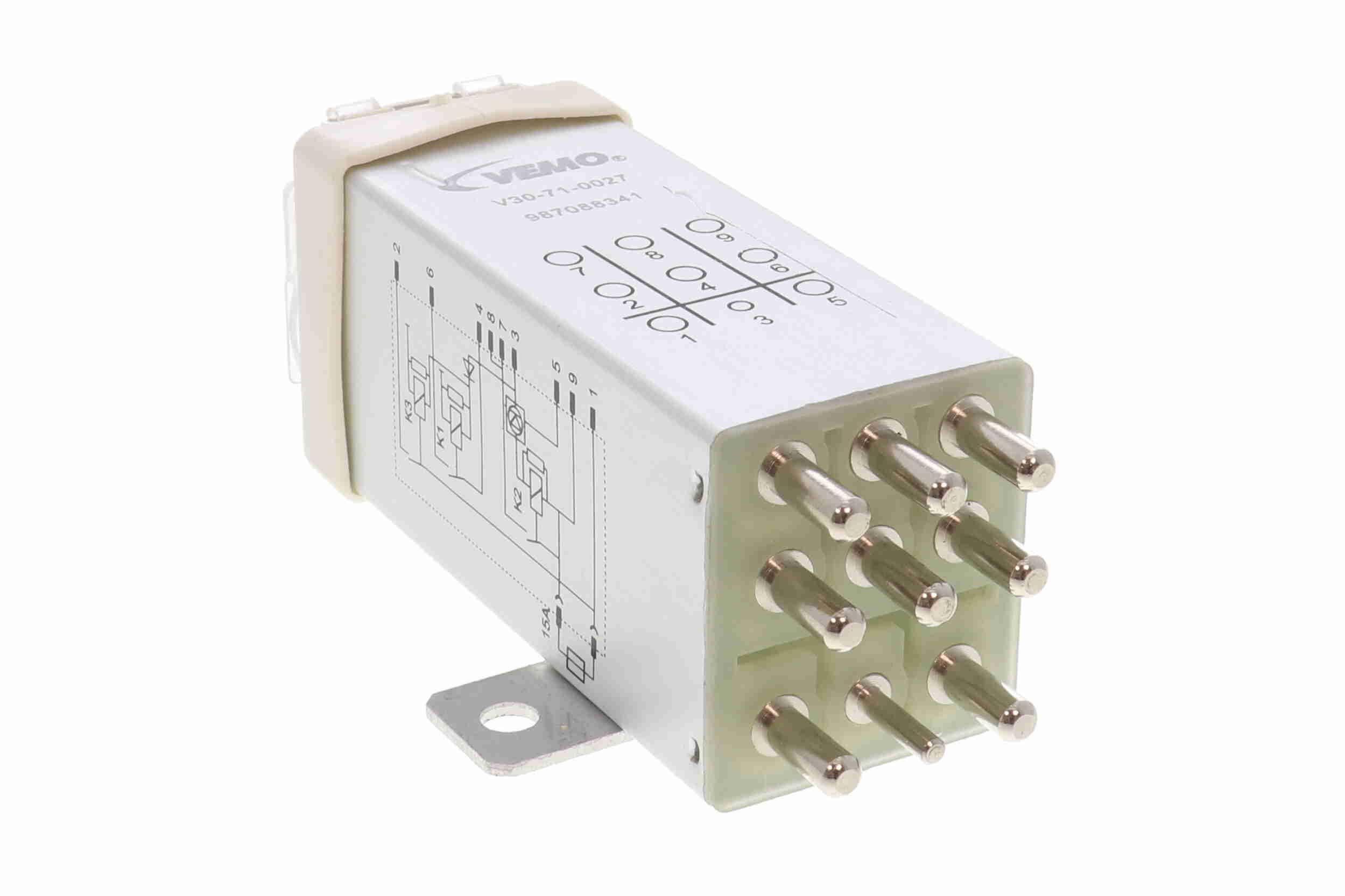 OE Original Überspannungsschutzrelais, ABS V30-71-0027 VEMO
