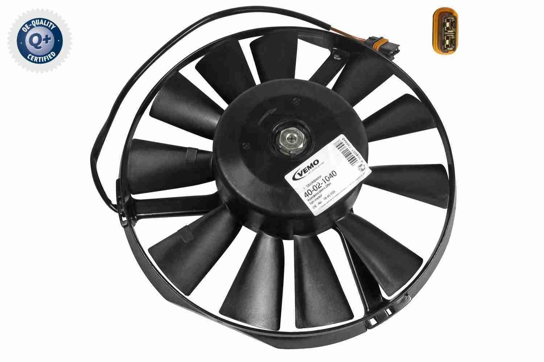 OPEL ASTRA 2013 Lüfter Klimaanlage - Original VEMO V40-02-1040