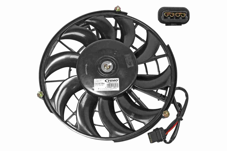 OPEL ASTRA 2009 Lüfter, Klimakondensator - Original VEMO V40-02-1041