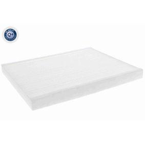 V40-30-1004 VEMO Q+, Erstausrüsterqualität MADE IN GERMANY Pollenfilter Breite: 215mm, Höhe: 21mm, Länge: 265mm Filter, Innenraumluft V40-30-1004 günstig kaufen