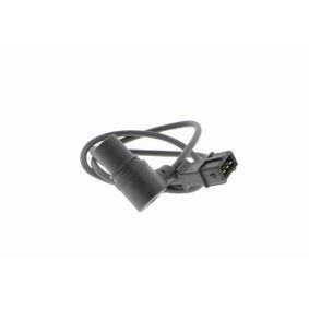 Comprare V40-72-0418 VEMO Qualità de VEMO originale per albero motore/a gomito, con anello tenuta Lungh. cavo: 825mm, N° poli: 3a... poli, Resistenza: 1000kOhm Generatore di impulsi, Albero a gomiti V40-72-0418 poco costoso