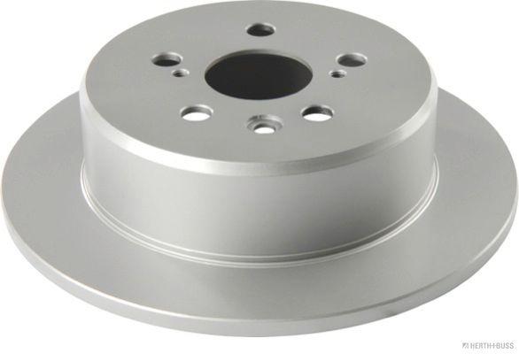 J3312024 HERTH+BUSS JAKOPARTS Voll, beschichtet Ø: 269mm, Lochanzahl: 5, Bremsscheibendicke: 10mm Bremsscheibe J3312024 günstig kaufen
