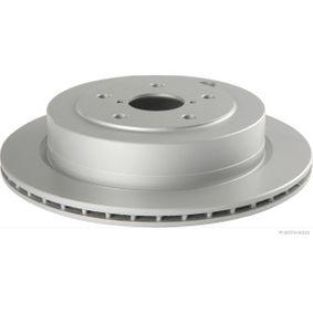 Bremžu diski J3317009 par SUBARU TRIBECA ar atlaidi — pērc tagad!
