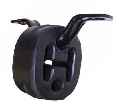 VEGAZ Halter, Abgasanlage VG-119