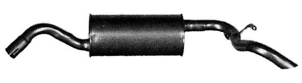 Koncový tlmič výfuku FS-241 kúpiť - 24/7