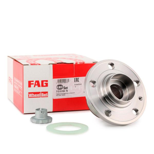 FAG | Radlagersatz 713 6104 70