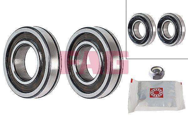 Achetez Roulements FAG 713 6301 50 (Ø: 72,00mm, Diamètre intérieur: 35,00mm) à un rapport qualité-prix exceptionnel