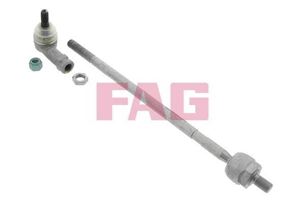 Купете 713 6308 10 FAG Фотографията съответства на обема на доставка Ø: 80,00мм, вътрешен диаметър: 45,30мм Комплект колесен лагер 713 6308 10 евтино