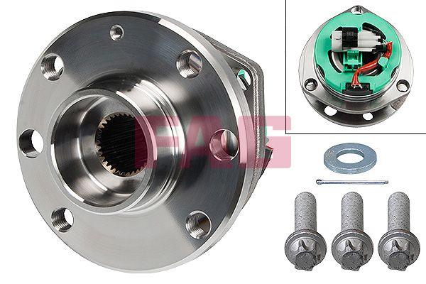 FAG: Original Radnabe 713 6440 70 (Ø: 119,20mm, Innendurchmesser: 56,38mm)