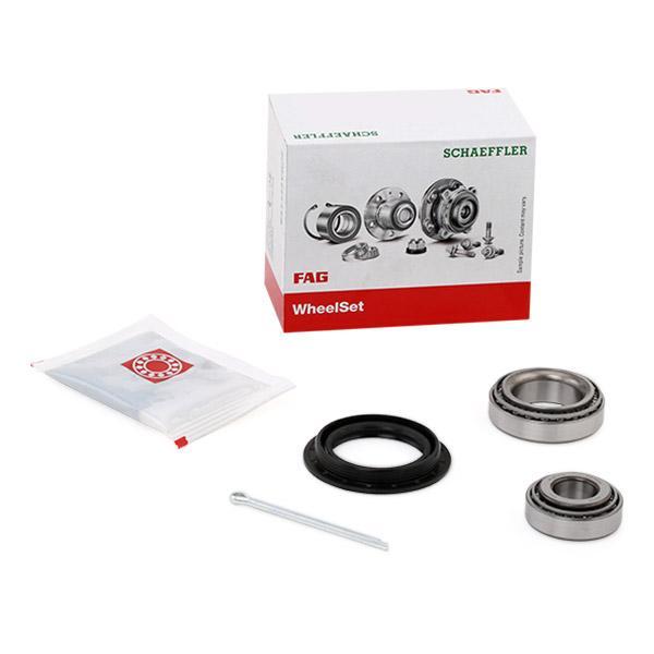 CHEVROLET AGILE Ersatzteile: Radlagersatz 713 6445 10 > Niedrige Preise - Jetzt kaufen!