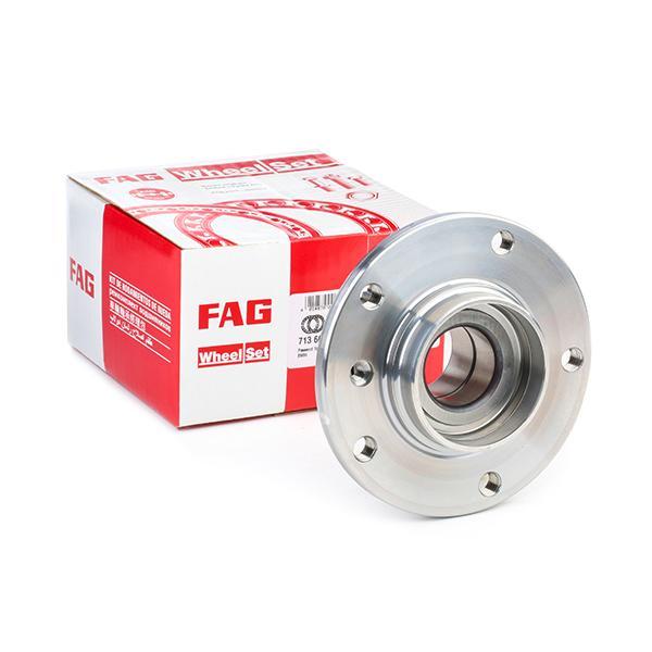 Hjullagerssats FAG 713 6670 60 Recensioner