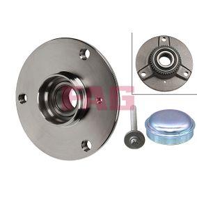 Radlagersatz für Radaufhängung Vorderachse FAG 713 6673 80