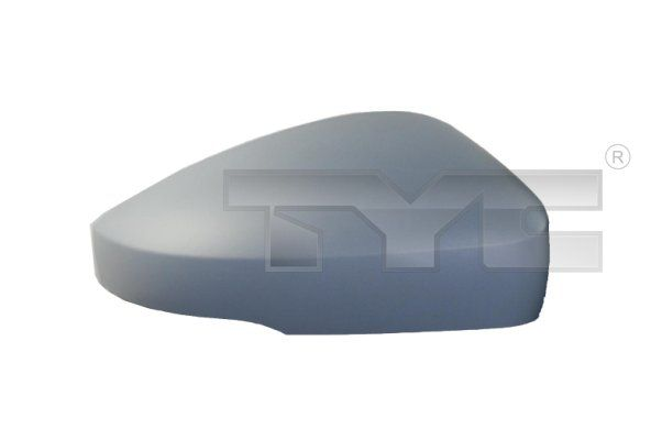 Volkswagen POLO 2018 Side mirror covers TYC 337-0184-2: Left, Primed