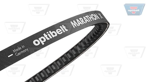 AVX13x1525TM OPTIBELT Breite: 13mm, Länge: 1525mm, Optibelt MARATHON X Keilriemen AVX 13 x 1525 günstig kaufen