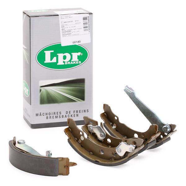 LPR | Bremsbackensatz 00140