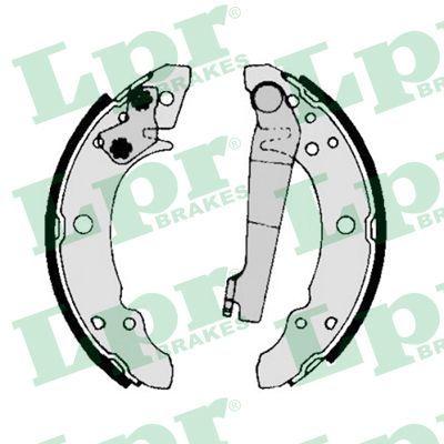 00140 Trommelbremsbacken LPR - Markenprodukte billig