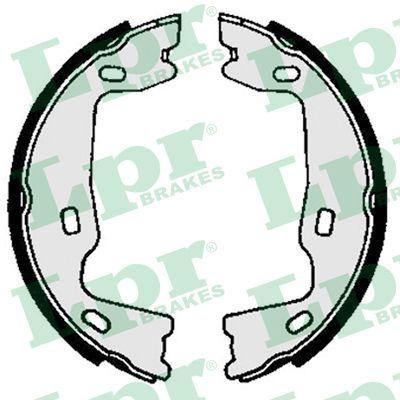 02570 Handbremsbacken LPR - Markenprodukte billig