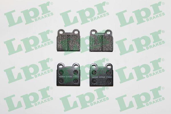 OE Original Bremsklötze 05P025 LPR