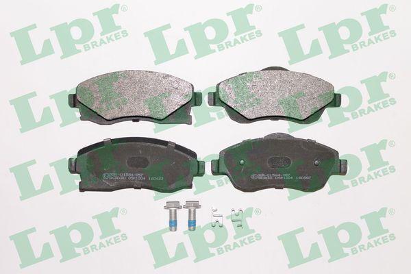 Bremsbelagsatz Scheibenbremse LPR 05P1004