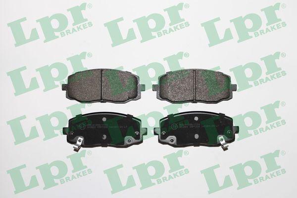 Bremsbelagsatz LPR 05P1220