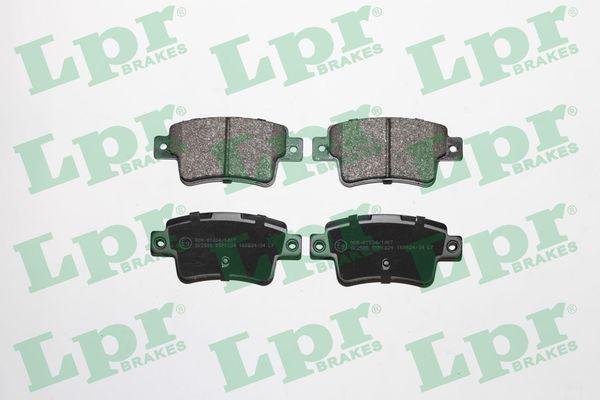 Bremsklötze LPR 05P1224