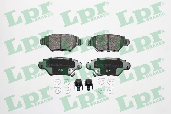 Bremsbelagsatz LPR 05P1227