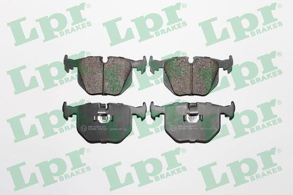 Bremsbelagsatz LPR 05P1231