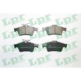 05P1236 Bremsbelagsatz, Scheibenbremse LPR - Markenprodukte billig