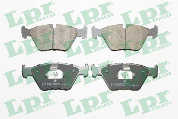 Bremsbelagsatz LPR 05P1251