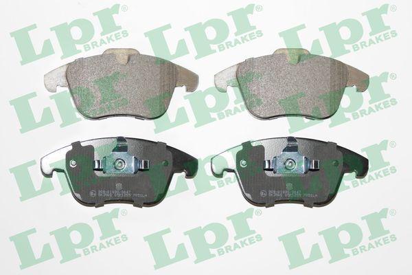 Bremsbeläge LPR 05P1255