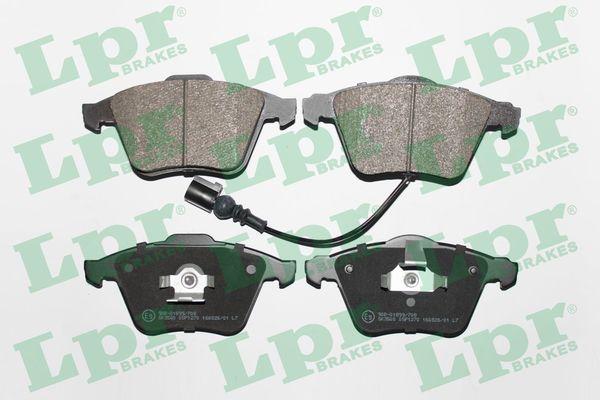 Bremsbelagsatz LPR 05P1270