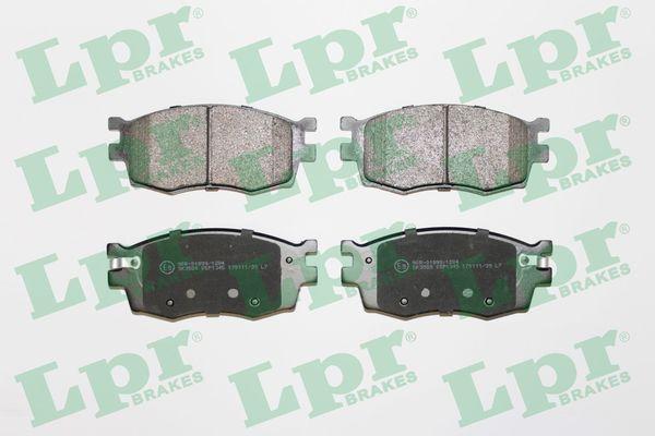 Bremssteine LPR 05P1345