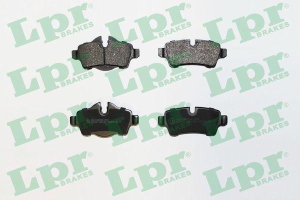 Bremsbelagsatz LPR 05P1481