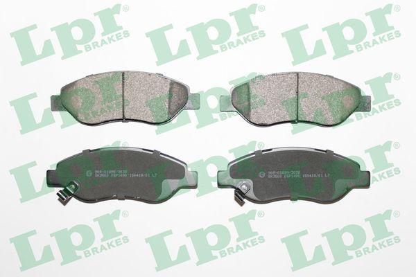 Bremssteine LPR 05P1490