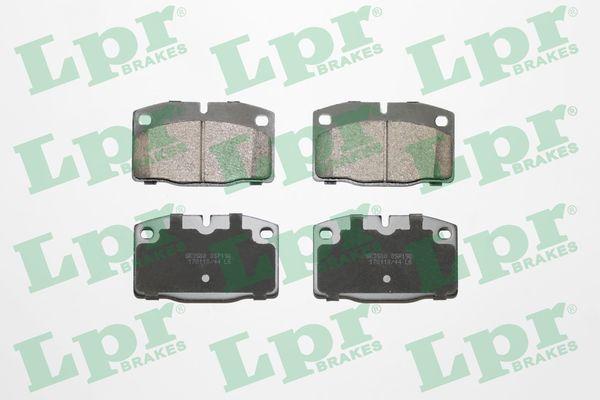 Bremsklötze LPR 05P190