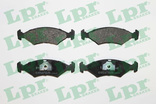 Bremsbelagsatz LPR 05P233
