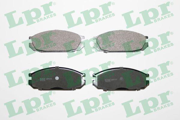 Bremsbeläge LPR 05P376