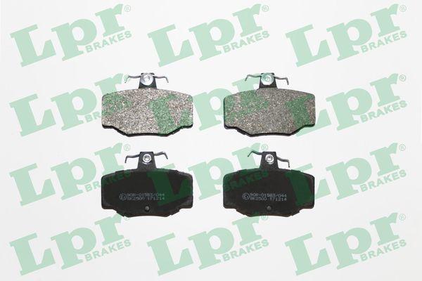 Bremsbelagsatz LPR 05P387
