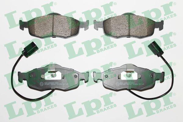 Bremsklötze LPR 05P461
