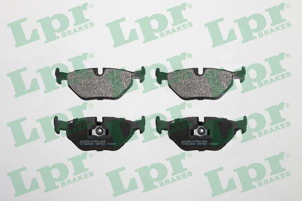 Bremsklötze LPR 05P463