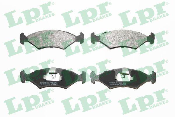 Bremsbelagsatz LPR 05P628