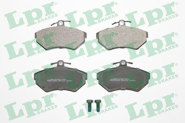 Bremsklötze LPR 05P719