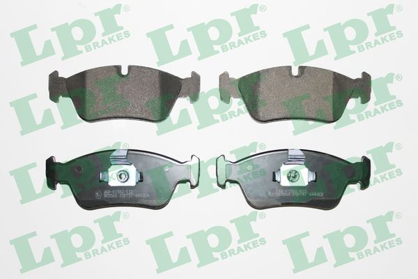 Bremsbelagsatz Scheibenbremse LPR 05P757