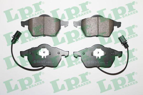 Bremsbelagsatz LPR 05P790